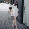 Icevanilla Sweet Fresh White Lace Dress