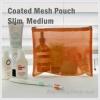 Coated Mesh Pouch - Slim Medium