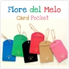 Fiore Del Melo Slim Card Case