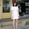 Cherry KOKO Polka Dot Minidress เดรสผ้าชีฟอง ลายจุด