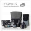 7-In-1 Travelus Pouch Set