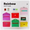 Rainbow Card Case