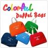Colorful Duffel Bags กระเป๋าเดินทางพับได้