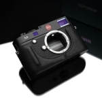 Gariz Leather Half-case for Leica M type 240 : Black