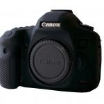 Canon 5D Mark III EasyCover Silicone Case -Black