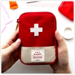 First Aid Zip Around Pouch