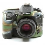 Nikon D7100 EasyCover Silicone Case -Camouflage