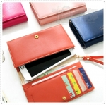 Iconic Design Smart Wallet กระเป๋าสตางค์ for Galaxy Note1/2
