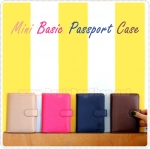 Mini Basic Passport Case