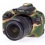 Canon 1200D EasyCover Silicone Case -camouflage