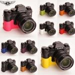 เคสกล้อง TP Half-case Fuji X-T1 color collection