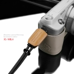 Gariz Leather Wrist Strap : XS-WBL4 (Natural)