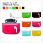 Happy Flight Earphone Pouch