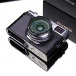 Gariz Leather Half-case for Fuji X100 / X100s : Black II