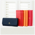 Ribbon Snap L Wallet