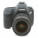 Canon 6D EasyCover Silicone Case -Black