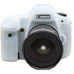 Canon 5D Mark III EasyCover Silicone Case -White