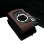 Gariz Leather Half-case for Leica M6, M7 : Brown
