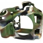 Nikon D800 EasyCover Silicone Case -Camouflage