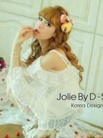 Jolie By D-Sai Maxi Top
