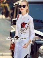 Seoul Secret Shirt เชิ้ตตัวยาว
