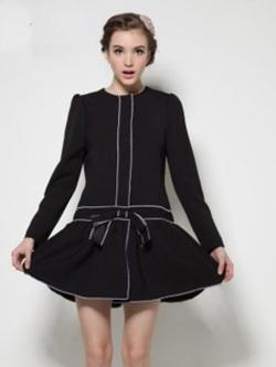 ชุดเดรส Embroidery Lace Peng Peng