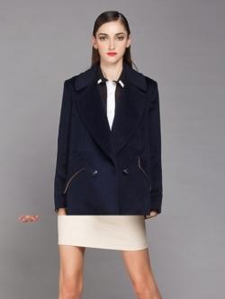 เสื้อแจ็คเก็ต Woolen Coat