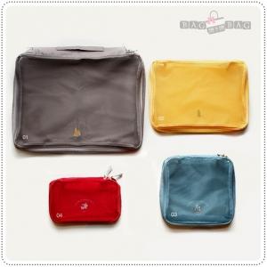 Travel Partition Pouch กระเป๋าแพ็คของสำหรับเดินทาง