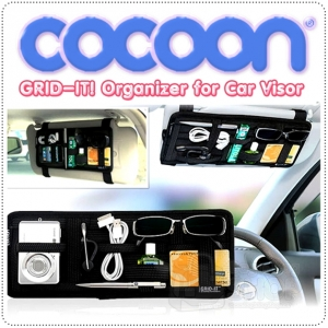 Cocoon GRID-IT Wrap for Car visor