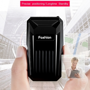เครื่องติดตามตัว ดักฟัง GPS tracker fashion (ออนไลน์) แบตทน10-30วัน ดูย้อนหลังได้ 60 วัน