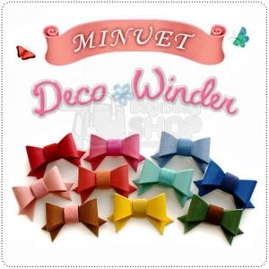 Minvet deco winder ที่เก็บสายพร้อมที่เช็ดหน้าจอมือถือ
