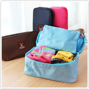 Underwear Pouch กระเป๋าใส่ชุดชั้นในสำหรับเดินทาง