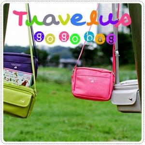 Travelus Go Go Bag กระเป๋าสะพายหนัง ติดตัวไว้เวลาจะเดินทาง