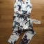 Lady Ribbon Tropical Summery Printed Jumpsuit thumbnail 5
