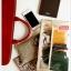 Clear dual bag in bag กระเป๋าจัดระเบียบ รุุ่น ใส thumbnail 19