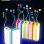 แบตเตอรี่สำรองพกพา สำหรับมือถือ ยี่ห้อ GOLF 5200mAh รุ่น 802 สีส้ม thumbnail 4