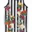 ZARA WOMAN เสื้อตัวยาว ผ้าชีฟอง พิมพ์ลายทาง ลายดอกไม้ thumbnail 5