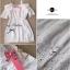 Lady Ribbon Chic Lace Dress เดรสผ้าลูกไม้ ผ้าฉลุลาย เปิดไหล่ thumbnail 8