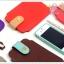 Two Strap Phone Case กระเป๋าใส่ IPhone แบบหนังเรียบ thumbnail 11