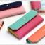 Triple Wallet กระเป๋าสตางค์ทรงยาว 3 สีสวย thumbnail 20