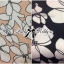 Lady Ribbon จั๊มสูทขายาว คอวี ลายดอก สีส้ม สีดำ thumbnail 11