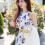 Seoul Secret Lovely Bloom Bloom Print Jumpsuit thumbnail 3