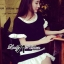 Lady Ribbon Minimal Chic Set ชุดเซ็ทเสื้อครอปและกระโปรง สีขาวดำ thumbnail 2