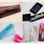 Midori Soft Pen Case กล่องดินสอซิลิโคนใส thumbnail 18