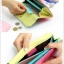 Triple Wallet กระเป๋าสตางค์ทรงยาว 3 สีสวย thumbnail 15