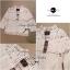 Lady Ribbon Lace Cardigan เสื้อคลุม ช่วงไหล่แต่งผ้าซีทรู สีขาว สีดำ thumbnail 10