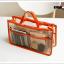 Clear dual bag in bag กระเป๋าจัดระเบียบ รุุ่น ใส thumbnail 3