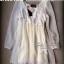 Lady Ribbon Lace Dress เดรสชีฟองแขนยาว ชายระบายลูกไม้ thumbnail 11