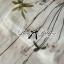 Lady Ribbon Mix Orchid Printed Chiffon Maxi Dress thumbnail 9