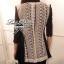 Lady Ribbon Lace Blazer เสื้อสูท ดีเทลลูกไม้ด้านหลัง thumbnail 9